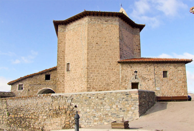 Tower in Cameros, La Rioja - (12 inhabitants)