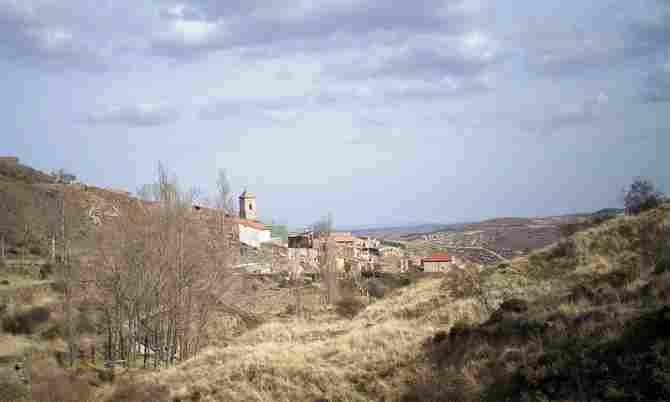Valdemadera, La Rioja - (9 inhabitants)