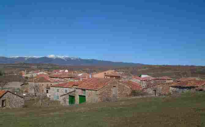 Villaespasa, Burgos - (18 inhabitants)