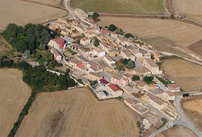 Villamedianilla, Бургос - (16 жителей)