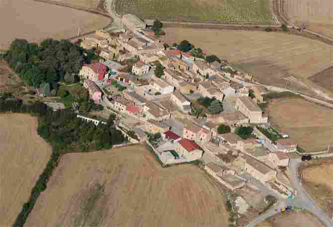 Villamedianilla, Burgos - (16 inhabitants)