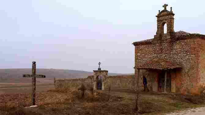 Villanueva de Gormaz, Soria - (10 inhabitants)