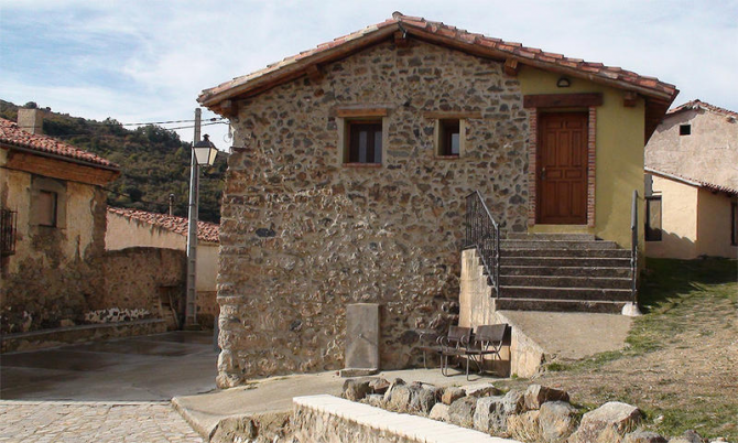 Zarzosa, La Rioja - (15 inhabitants)