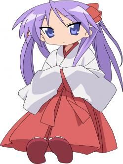 Kagami (Estrela da Sorte)