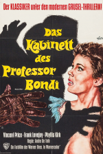 Das Kabinett des Professor Bondi