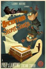 Preparação e Pouso: Operação Presente Secreto