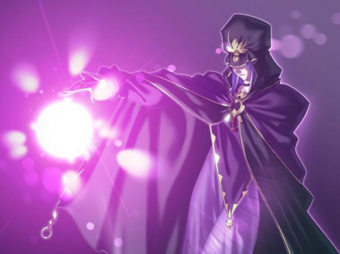 Caster (Fate / Stay Night)