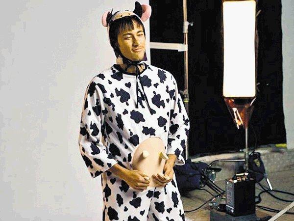 Vaca leiteira