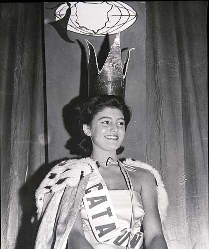 КАРМЕН СЕРВЕРА (1961)