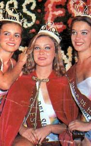 КРИСТИНА ПЕРЕЗ (1981)