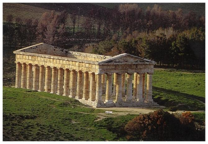 Храм Сегесты