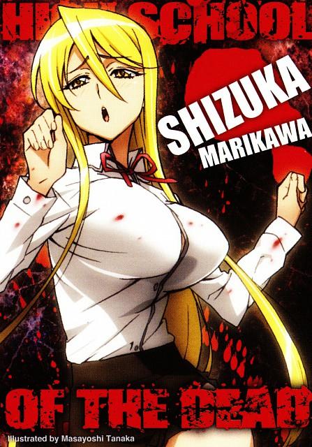 Shizuka (Escola Secundária dos Mortos)