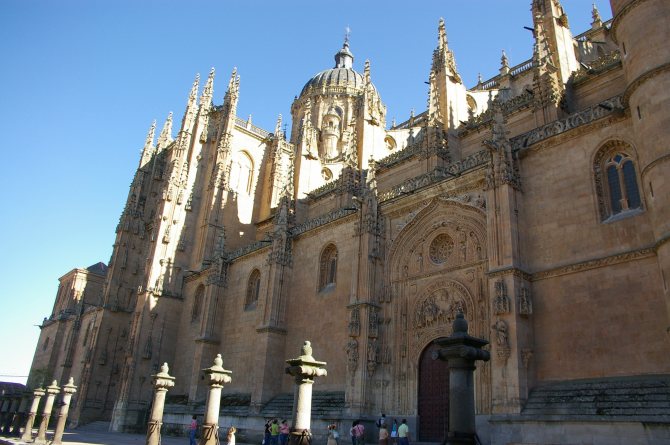 Саламанкский собор