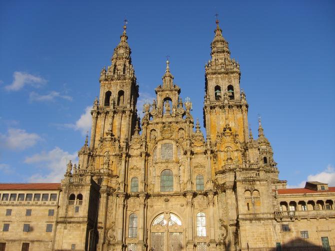 Сантьяго собор
