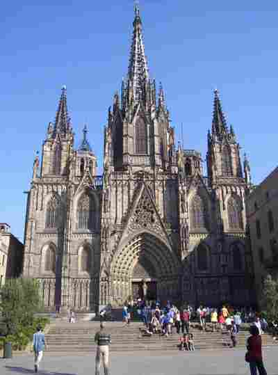 Barcelona's cathedral