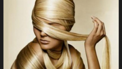 金髪または金髪の歌手