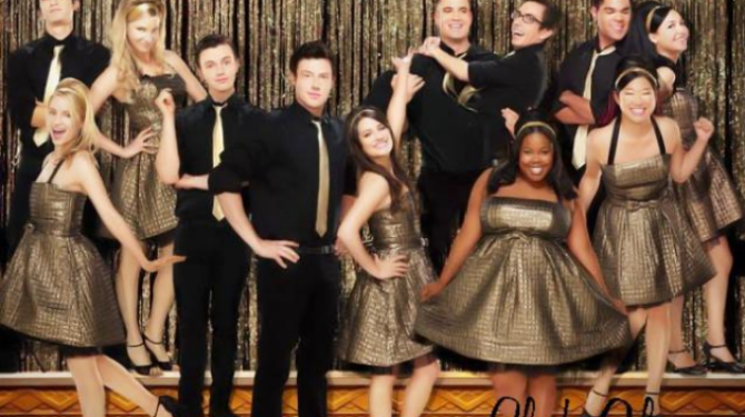 The best singer of the Glee club