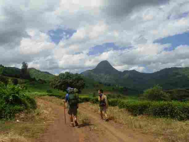 Тропа горы Намули (Мозамбик)