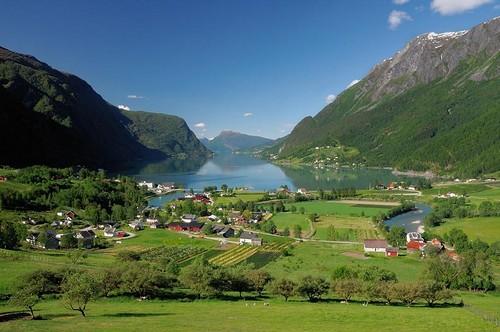 Маршрут викингов (Норвегия)