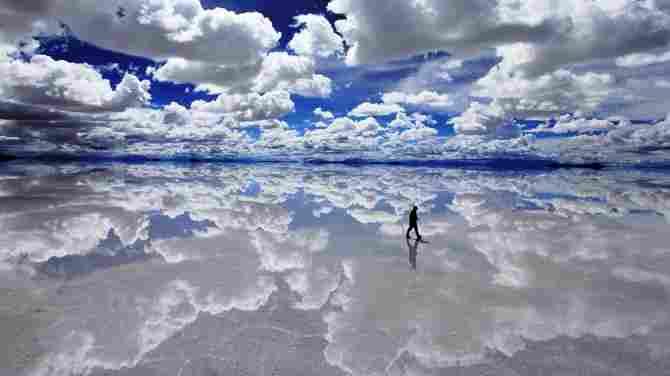 Маршрут через горную местность (Чили и Боливия)