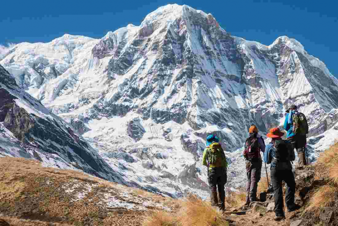 Circuito Annapurna (Nepal)