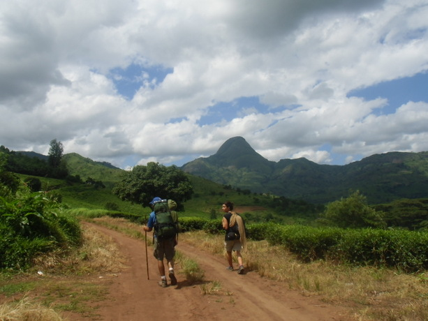 Monte Namuli Trail (Mozambique)