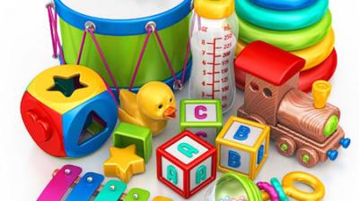 Os brinquedos mais vistos dos desenhos animados