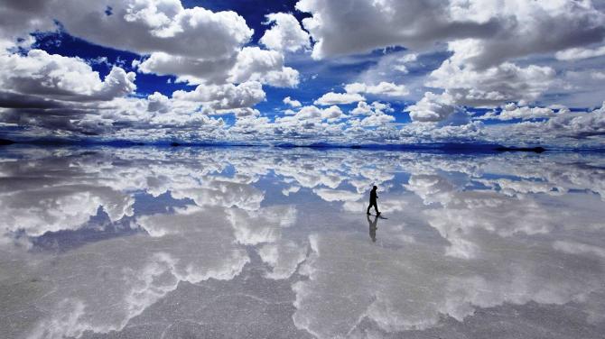 Rota pelas terras altas (Chile e Bolívia)