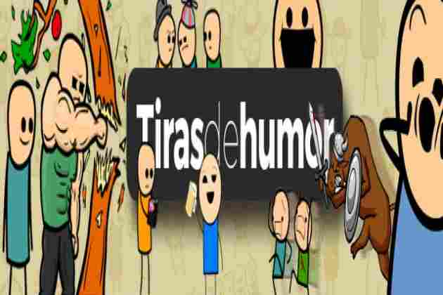 Strips of Humor