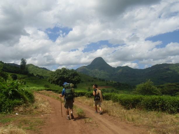Trilha do Monte Namuli (Moçambique)