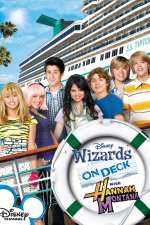 Os Feiticeiros a Bordo com Hannah Montana