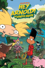 ¡Hey Arnold! Una peli en la jungla