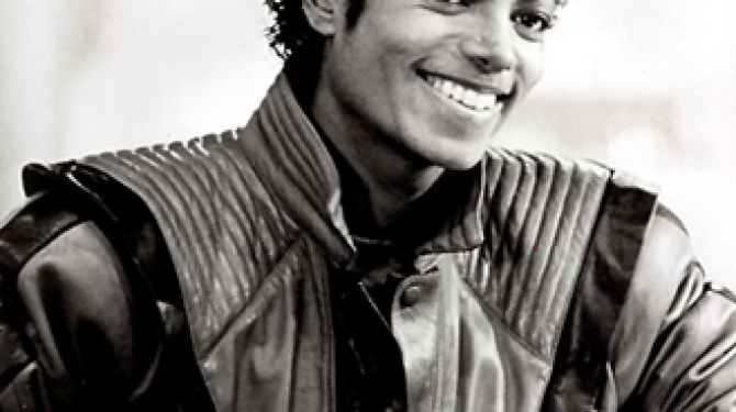 The best hits of Michael Jackson