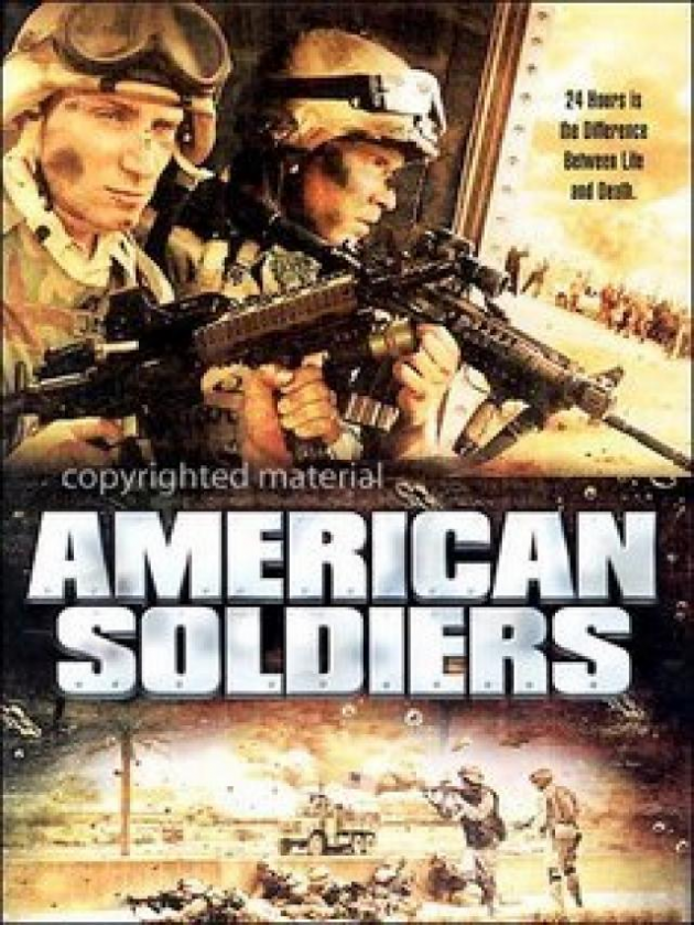 Amerikanische Soldaten: ein Tag im Irak