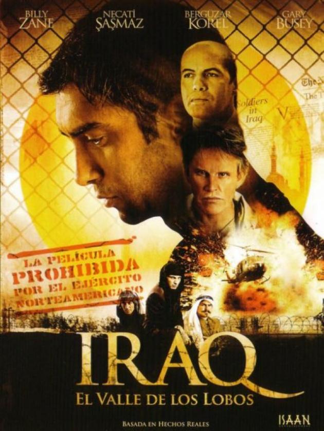 Iraq: El valle de los lobos
