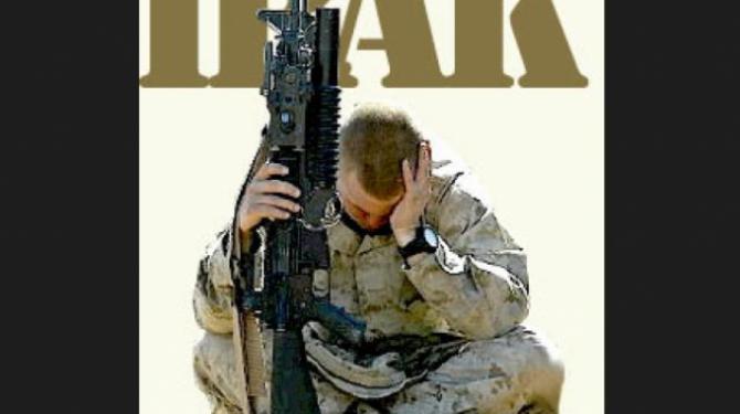 PelÍculas sobre las guerras de  Iraq o Afganistán
