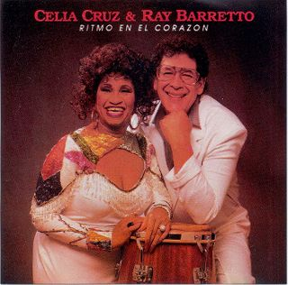 Celia Cruz and Ray Barreto (1989)