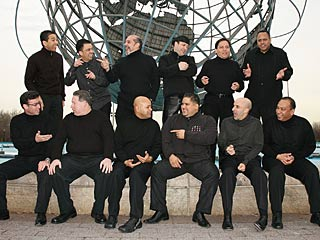 Marc Anthony, Ozomatli, Rubén Blades & The Spanish Harlem Orchestra and Intocable (2004)