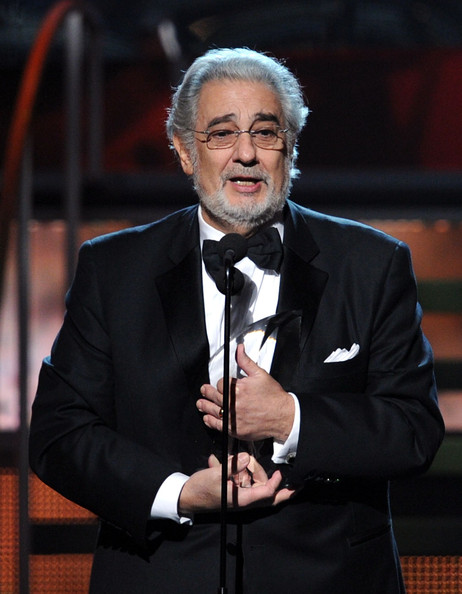 Placido Domingo (1984, 1999)