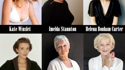 Britische Schauspielerinnen, die die Zeit markierten