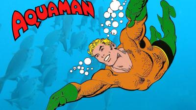 Pakaian Aquaman yang paling ikonik
