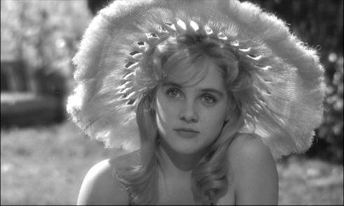 Sue Lyon (Lolita, 1962)