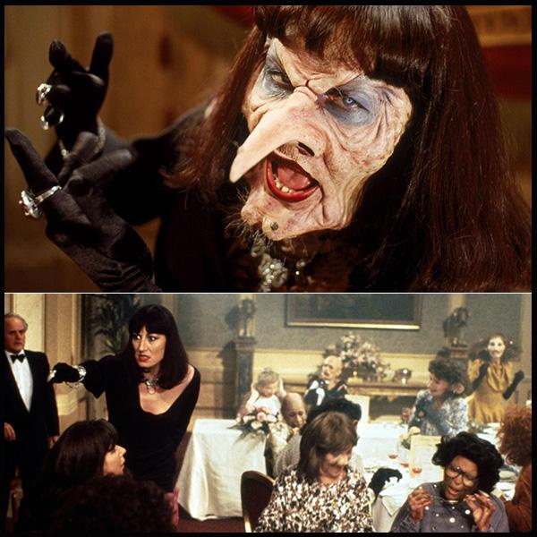 A Grande Bruxa Maior (As bruxas, 1990)