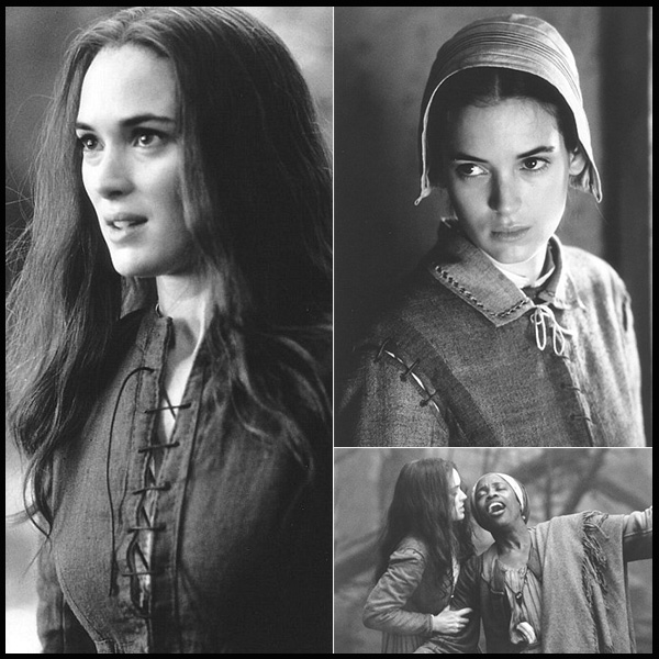 Abigail Williams (The Salem Witches, 1996)