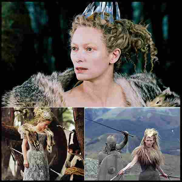 Jadis, the White Witch (The Chronicles of Narnia: The Lion, the Witch and the Wardrobe, 2005)