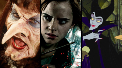 The best movie witches