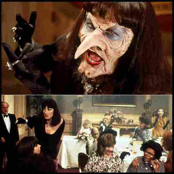 The Great Witch Major (The Witches, 1990)