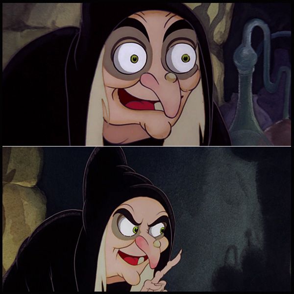 The Wicked Witch (Snow White and the Seven Dwarfs, 1937)