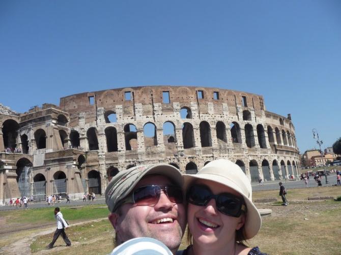 El Coliseo - Roma