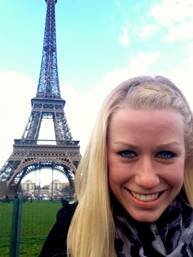 Menara Eiffel - Paris